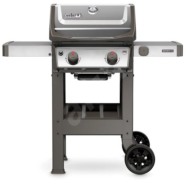 Grill Weber Spirit II S-210 GBS Gas, Stainless Steel - Grill