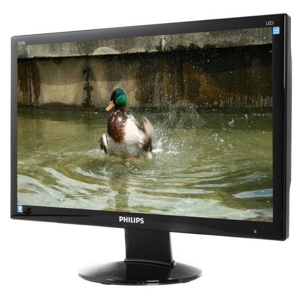 "22"" Philips 222EL1SB - LCD monitor"