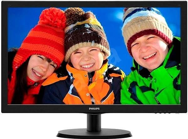 "21.5"" Philips 223V5LHSB/00 - LCD monitor"