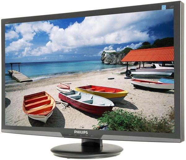 "27"" Philips 273E3LHSB - LCD monitor"