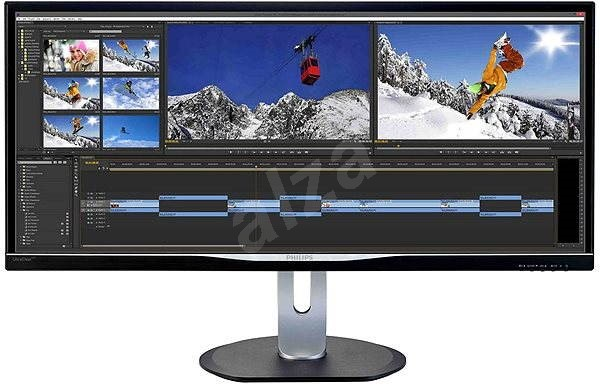 """34"""" Philips BDM3470UP - LCD monitor"""