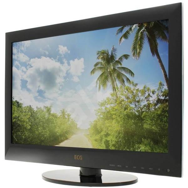 "22"" ECG 22LED201 PVR - Televize"
