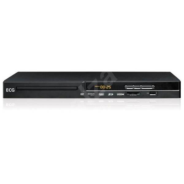 ECG DVD 3230 - Stolní DVD přehrávač