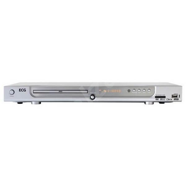 ECG 451 stříbrný - Stolní DVD přehrávač