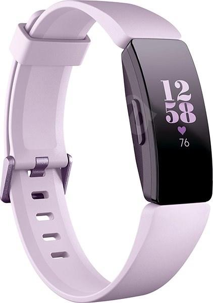 Fitbit Inspire HR - Lilac - Fitness náramek