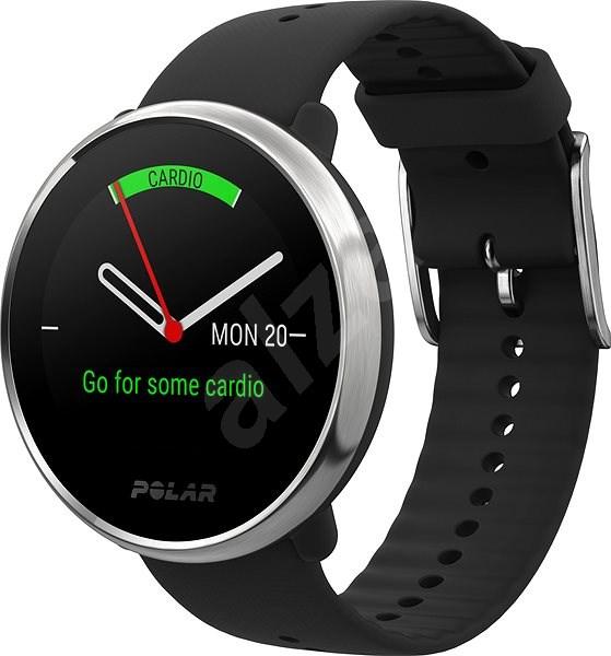Polar Ignite černý, vel. M/L - Chytré hodinky
