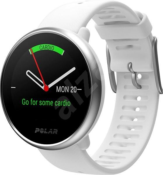 Polar Ignite bílý, vel. S - Chytré hodinky