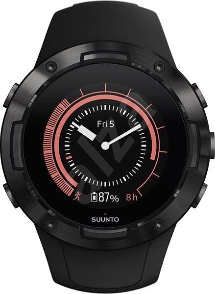 Suunto 5 All Black - Chytré hodinky