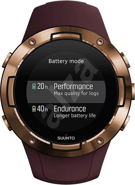 Suunto 5 Burgundy Copper - Chytré hodinky