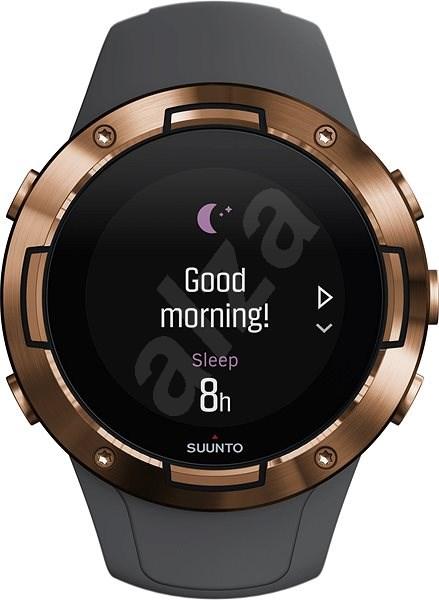 Suunto 5 Graphite Copper Kav - Chytré hodinky