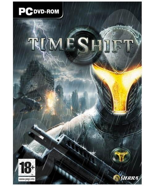 Timeshift - Hra pro PC