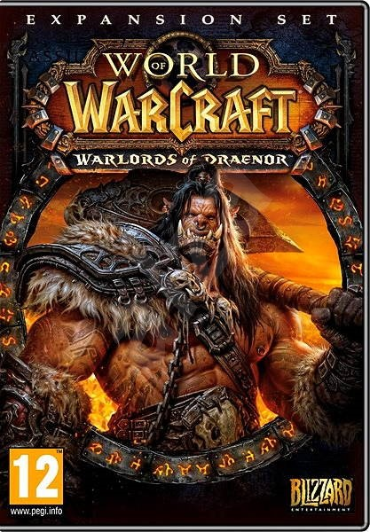 World of Warcraft: Warlords of Draenor  - Hra pro PC
