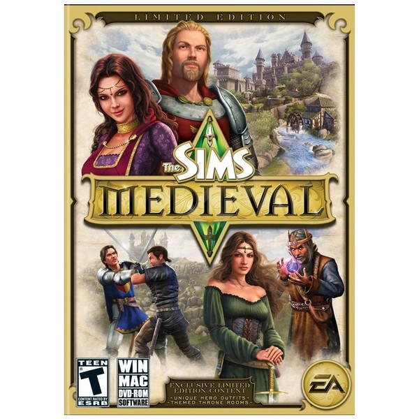 The Sims: Medieval (Limited Edition) - Hra pro PC
