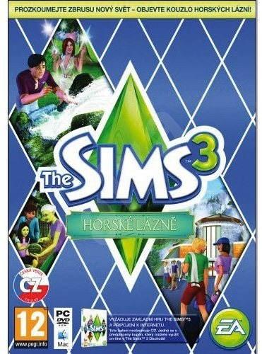 The Sims 3: Horské Lázně (Hidden Springs) - Hra pro PC