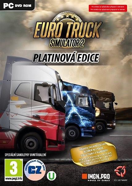 Euro Truck Simulator 2: Platinová edice - Hra pro PC