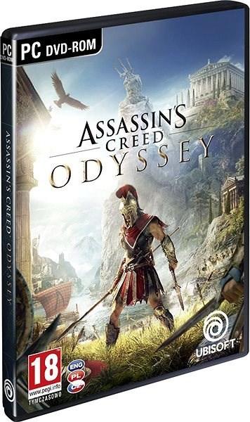 Assassins Creed Odyssey - Hra pro PC