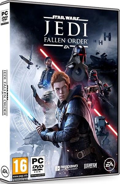 Star Wars Jedi: Fallen Order - Hra na PC