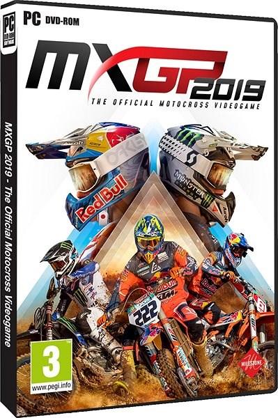 MXGP 2019 - Hra pro PC