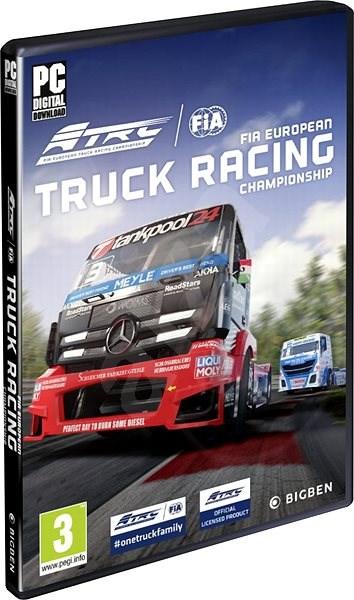 FIA European Truck Racing Championship  - Hra pro PC