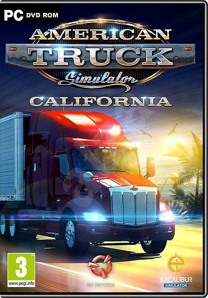American Truck Simulator - Hra pro PC