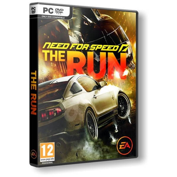 Need For Speed: The Run CZ (Limited Edition) - Hra na PC