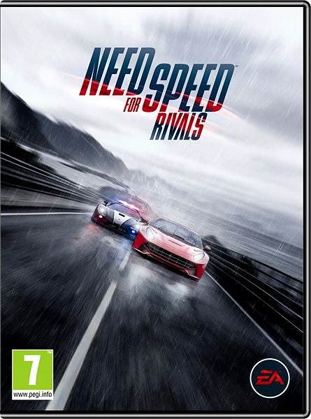 Need For Speed Rivals - Hra pro PC