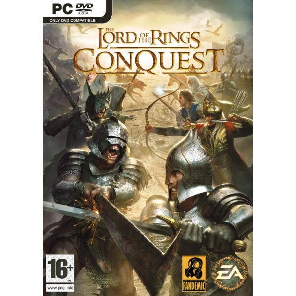 Lord of the Rings: Conquest - Hra pro PC