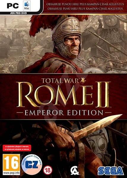 Total War: Rome 2 - Emperor Edition - Hra pro PC