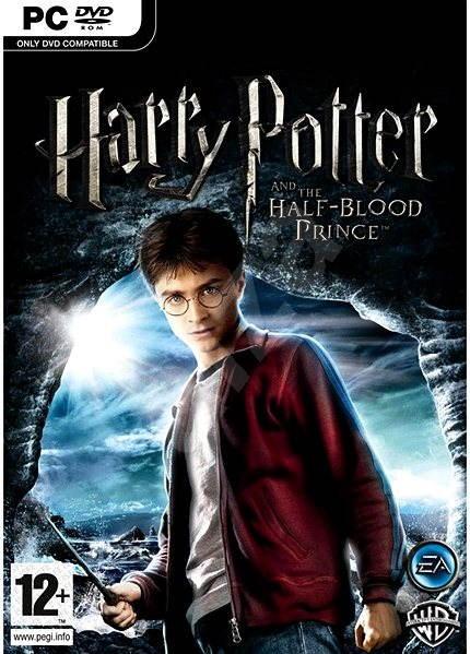 Harry Potter a Princ Dvojí Krve - Hra na PC