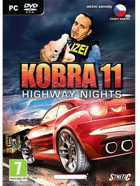 Kobra 11 - Highway Nights (Crash Time III) - Hra pro PC
