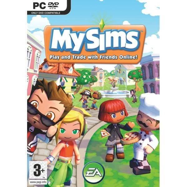 MySims - Hra pro PC