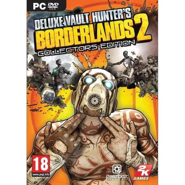 Borderlands 2 (Collectors Edition - Deluxe Vault Hunters) - Hra pro PC