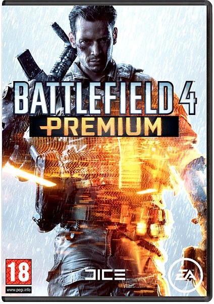 Battlefield 4 CZ + Battlefield 4 CZ (Premium Service CIAB) - Hra na PC