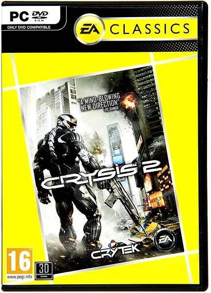 Crysis 2 CZ - Hra pro PC