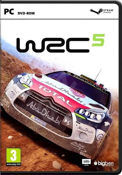 WRC 5: FIA World Rally Championship - Hra pro PC