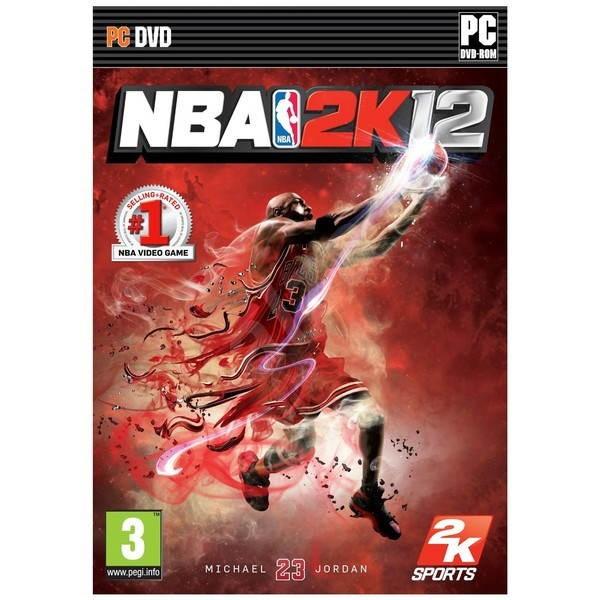NBA 2K12 (Michael Jordan Edition) - Hra na PC