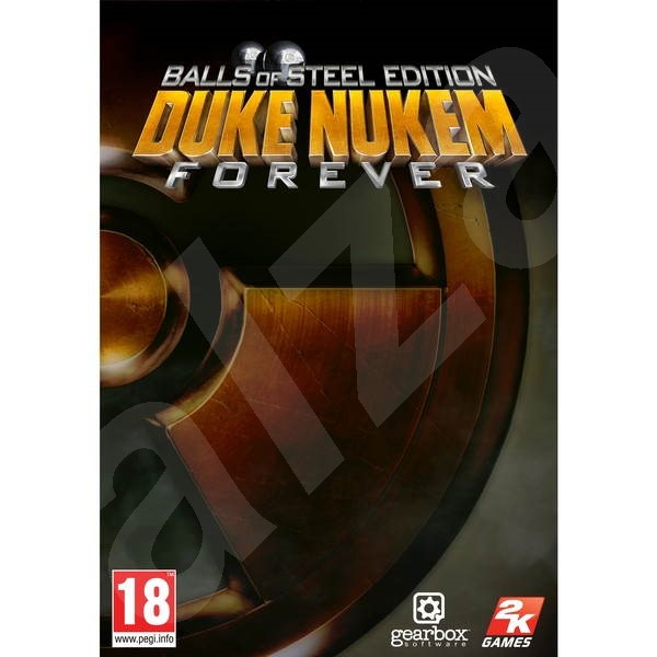 Duke Nukem Forever Balls of Steel Edition - Hra pro PC