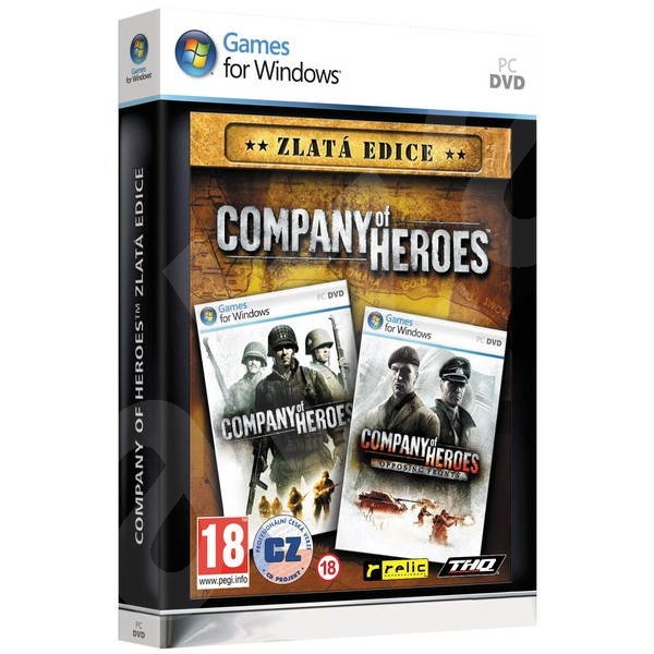 Company of Heroes: Gold - Hra pro PC