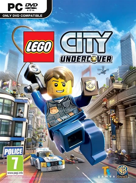 LEGO City: Undercover - Hra pro PC
