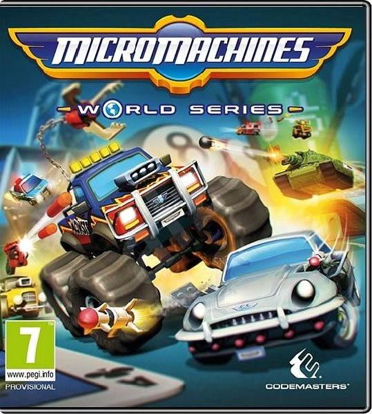 Micro Machines World Series - Hra pro PC