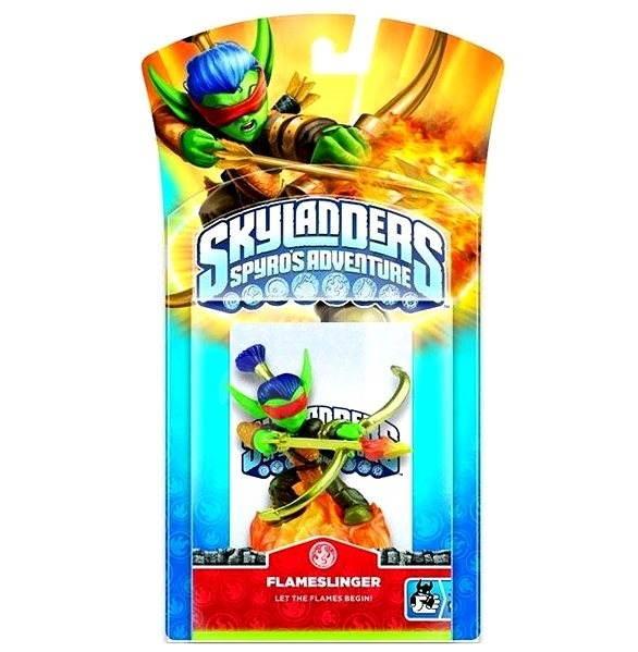 Skylanders: Spyro Adventure (Flameslinger) - Herní figurka