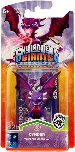 Skylanders: Giants (Cynder v2) - Herní figurka