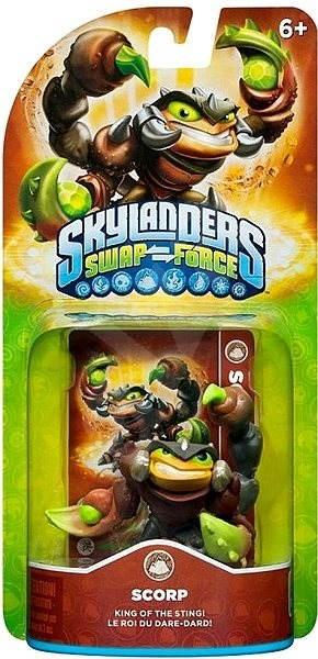 Skylanders: Swap Force (Scorp) - Herní figurka