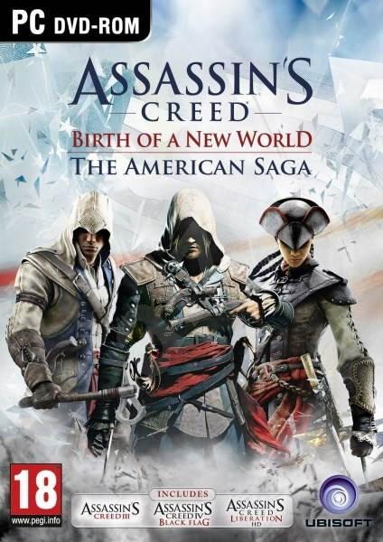 Assassin's Creed American Saga  - Hra pro PC