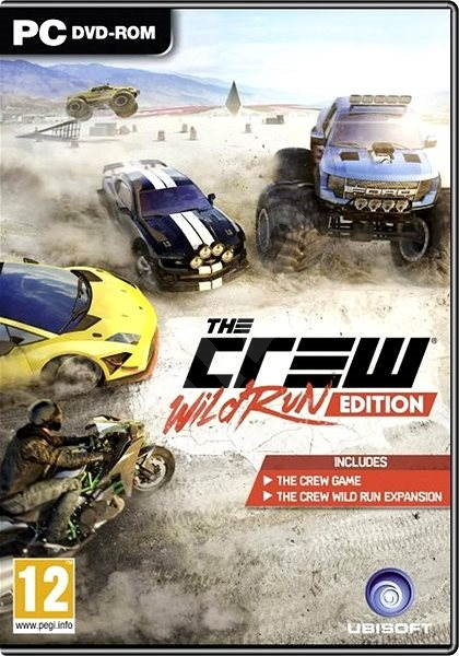 The Crew: Wild Run Edition                                     - Hra pro PC