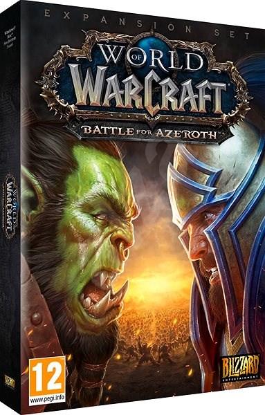 9b42c1209c5 World of Warcraft  Battle for Azeroth - Herní doplněk