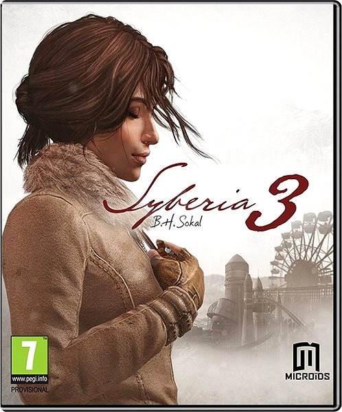 Syberia 3 Collector's Edition - Hra pro PC