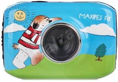 Gogen Maxipes Fík MAXI KAMERA BL modrá - Digitální kamera