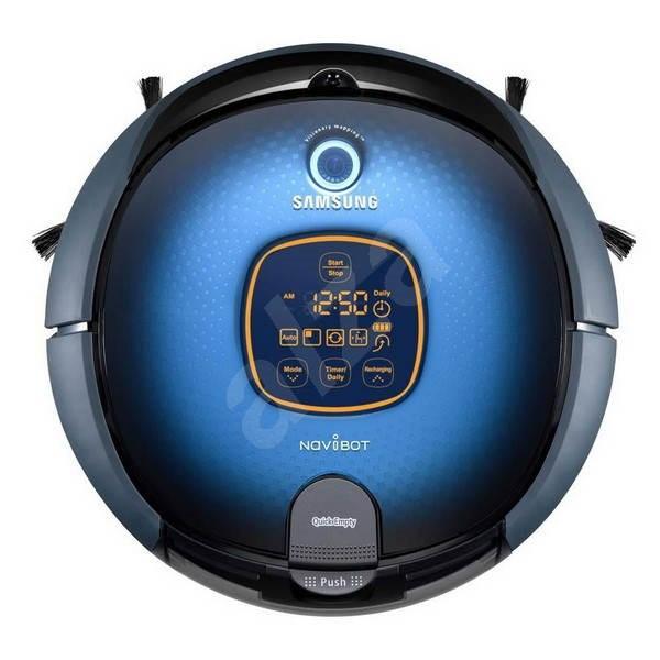 Samsung NaviBot SR 8855 - Robotický vysavač