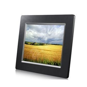 Samsung SPF-85P tmavé dřevo - Digitální fotorámeček